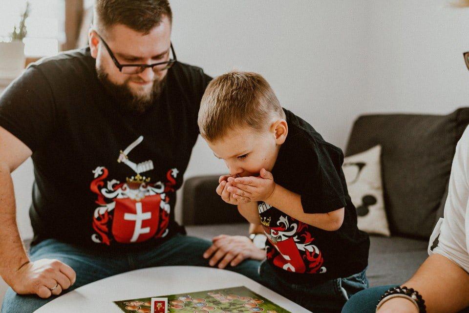 rodzinne gry planszowe