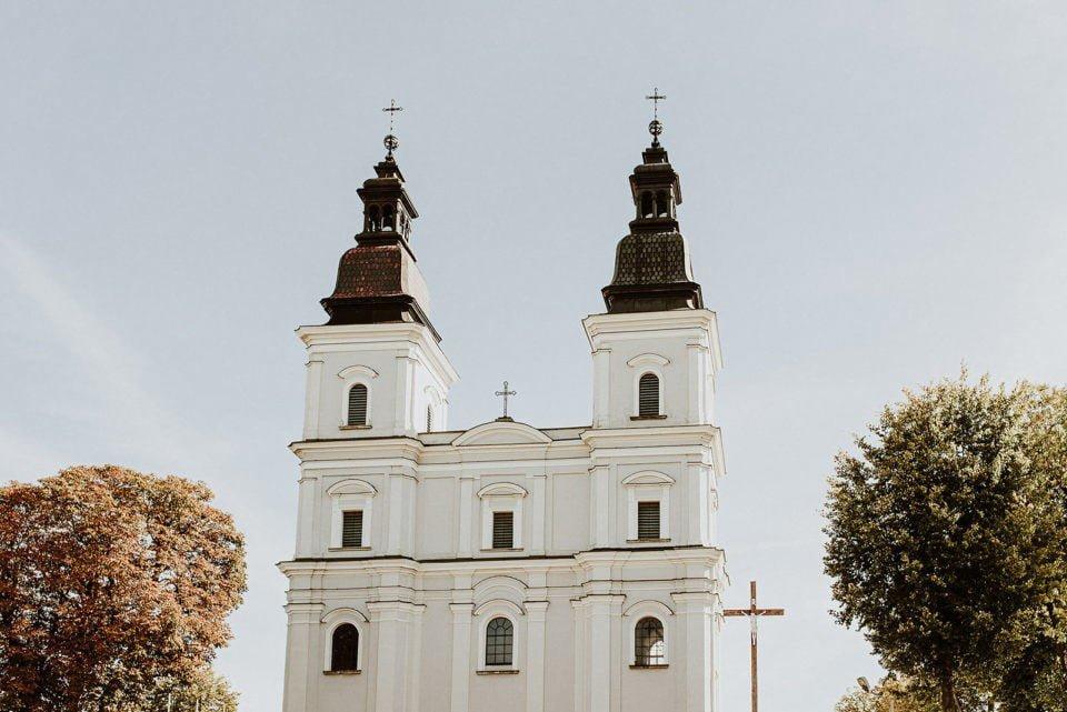 kościół stara błotnica