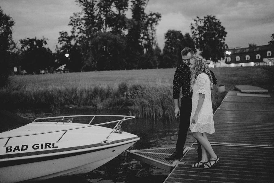 zalew domaniowski zdjęcia ślubne