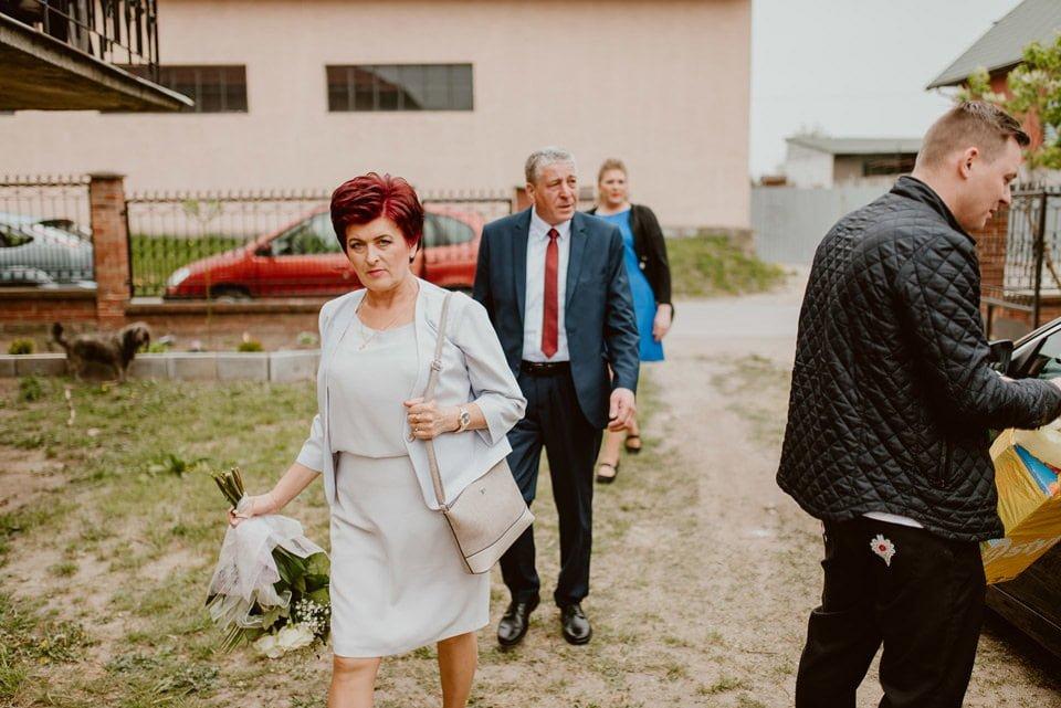 Agnieszka & Arek - reportaż ślubny Radom 9