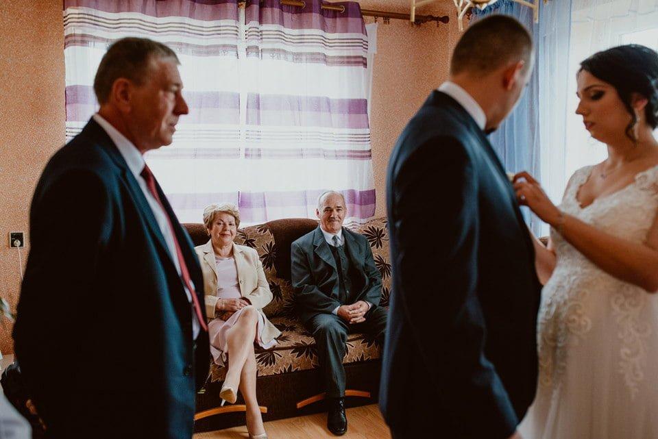 Agnieszka & Arek - reportaż ślubny Radom 14