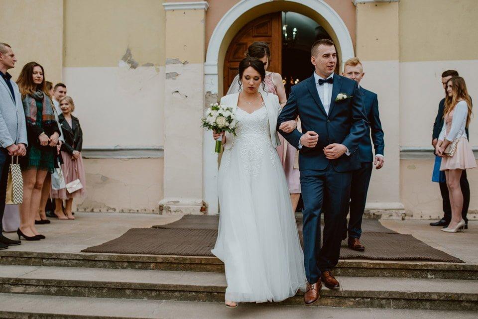 Agnieszka & Arek - reportaż ślubny Radom 39