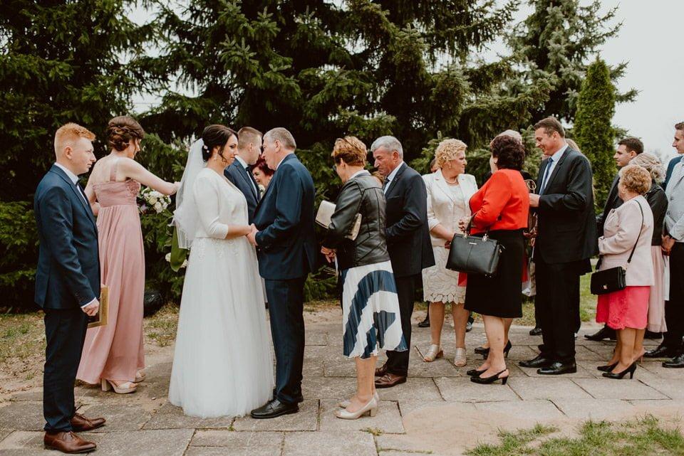 Agnieszka & Arek - reportaż ślubny Radom 40