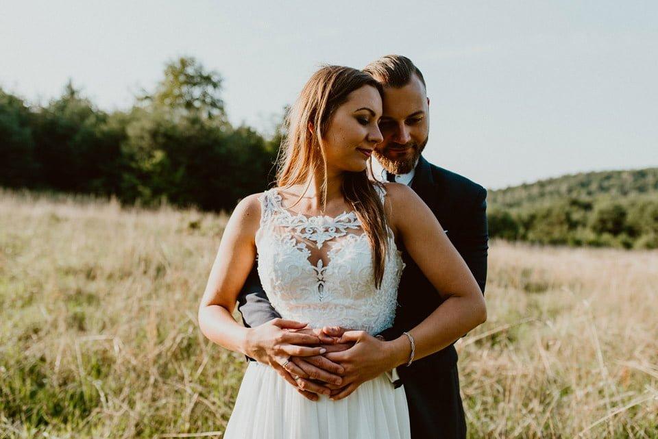 Sesja ślubna - Góra Zborów i Jura Krakowsko-Częstochowska o świcie 26