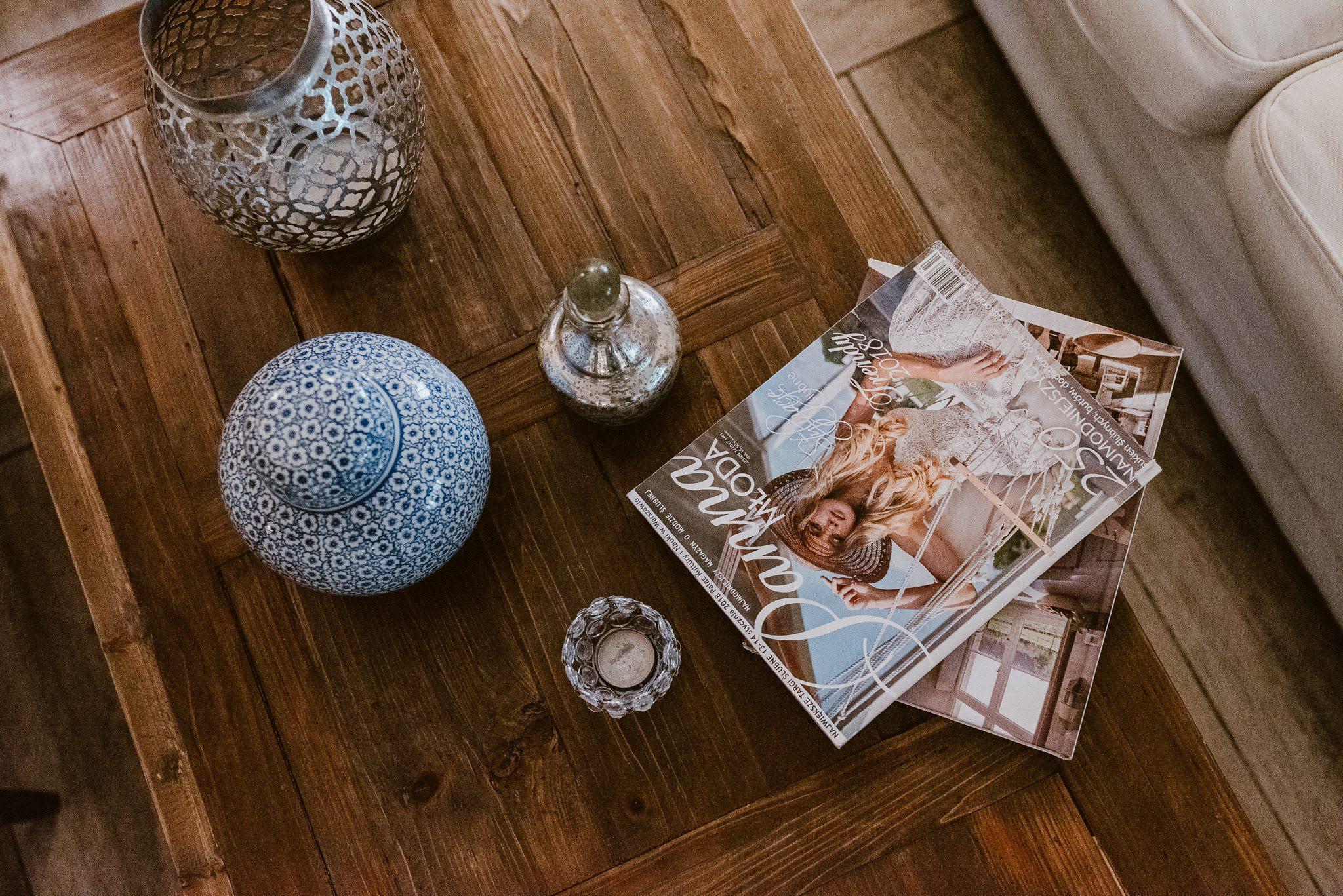 magazyny ślubne inspiracje 2020