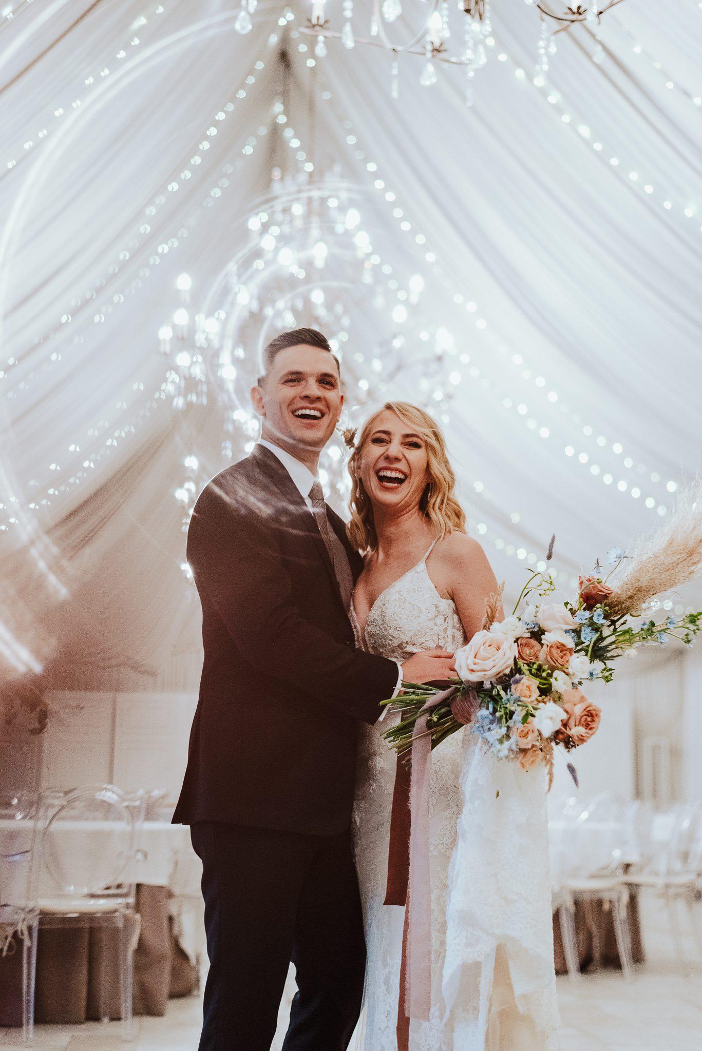 Stylizowana sesja ślubna - Miętowe Wzgórza 6